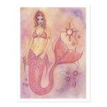 Hope Mermaid By Renee L. Lavoie Post Card