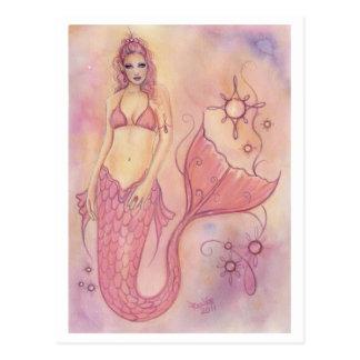 Hope Mermaid By Renee L. Lavoie Postcard