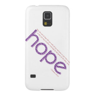 Hope Message Galaxy S5 Cover