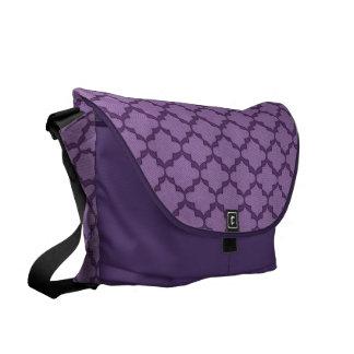 Hope Messenger Bag - Grape Lg.