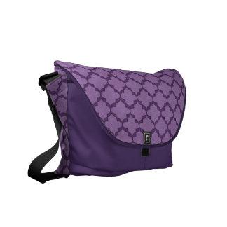 Hope Messenger Bag - Grape Med.