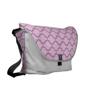 Hope Messenger Bag - Pink Lg.