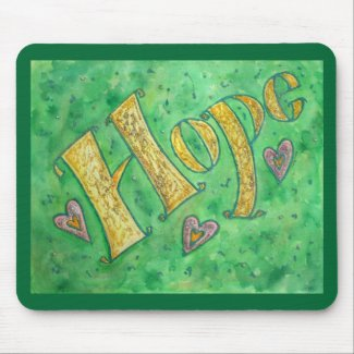 Hope Mousepad