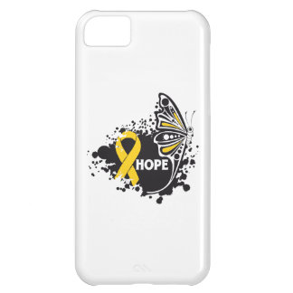 Hope Neuroblastoma Cancer Butterfly Cover For iPhone 5C