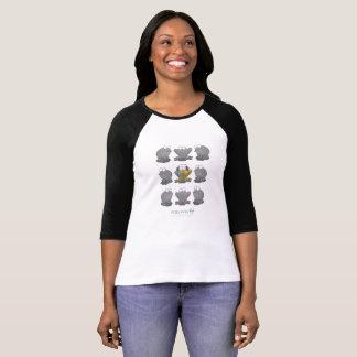 Hope Not Fear by Pixelfrog T-Shirt