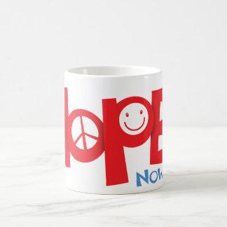 Hope Now! Mug