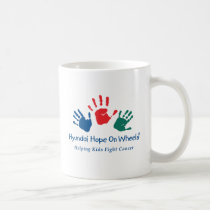 Hope On Wheels Logo Mug