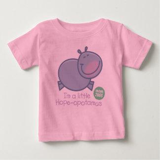 Hope-opotamus T-shirt