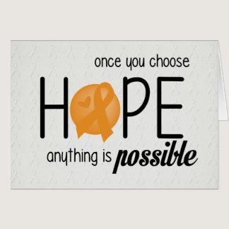 Hope (Orange) Card