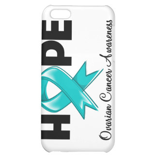 Hope Ovarian Cancer Awareness Case For iPhone 5C