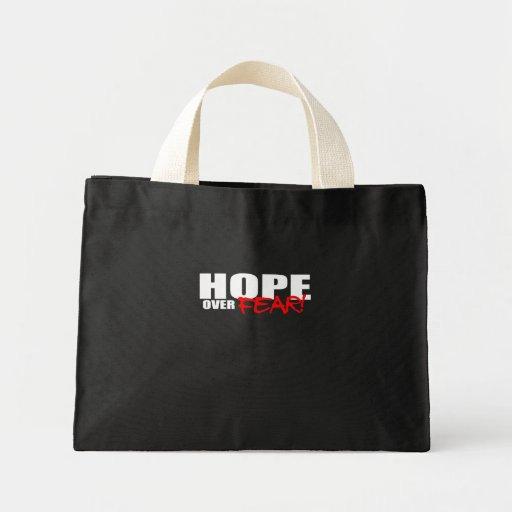 HOPE OVER FEAR BAG
