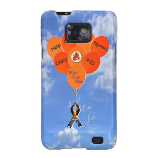 Hope Over Pain CRPS RSD Help Solve the Mystery Bal Samsung Galaxy S2 Cases