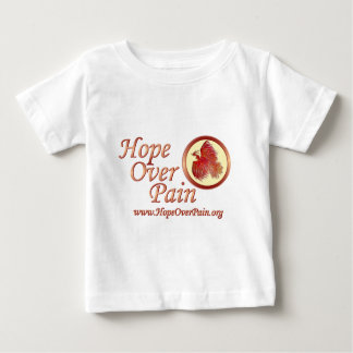 _Hope Over Pain - Pheonix 12 with addy Baby T-Shirt