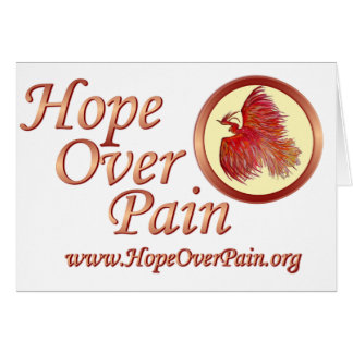 _Hope Over Pain - Pheonix 12 with addy Card