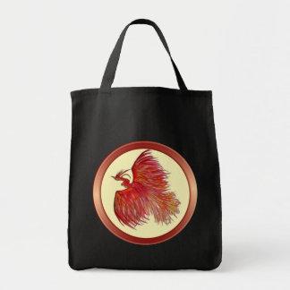 Hope Over Pain Phoenix Bag
