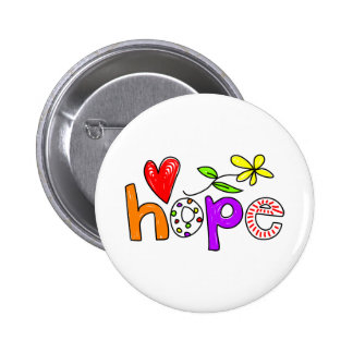 Hope Pinback Button
