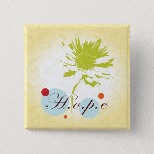 Hope Pinback Button