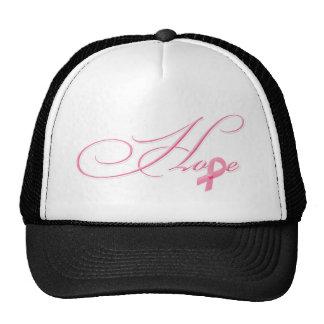 Hope - Pink Ribbon Trucker Hat