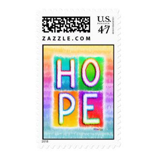 HOPE Pop Art Postage