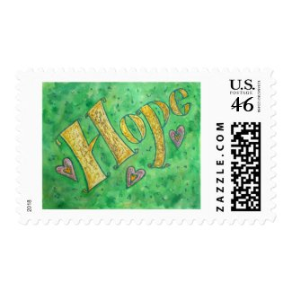 Hope stamp