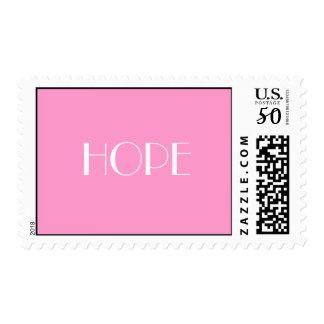 """""""HOPE"""" POSTAGE"""