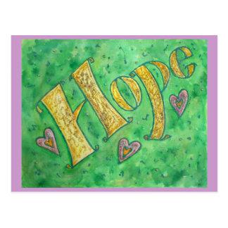Hope Postcard
