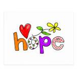 Hope Postcards