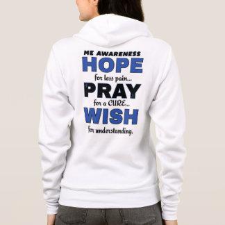 Hope Pray Wish...ME Hoodie