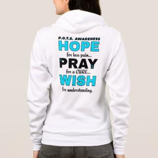 Hope Pray Wish...P.O.T.S. Hoodie