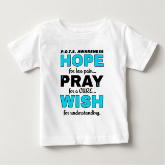 Hope Pray Wish...P.O.T.S. T Shirt