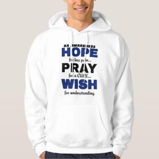 Hope Pray Wish...RA Hoody