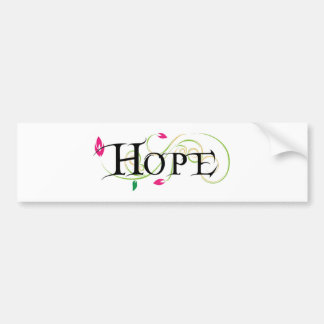 Hope Products Bumper Sticker