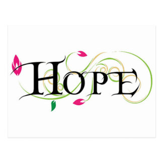 Hope Products Post Card
