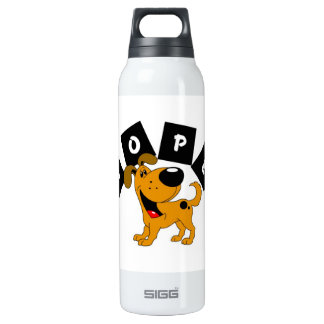 Hope (Pumpkin) 16 Oz Insulated SIGG Thermos Water Bottle