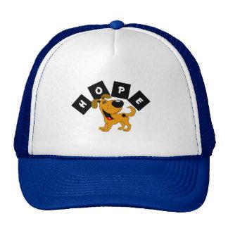 Hope (Pumpkin) Trucker Hat