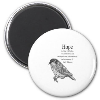 Hope Quote Fridge Magnets