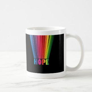 Hope Rainbow Coffee Mug