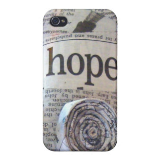 HoPe Recycled Paper iPhone 4/4S Case