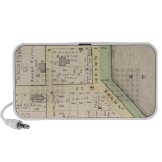 Hope Reservoir and St Johns Episcopal Church Map Travelling Speakers