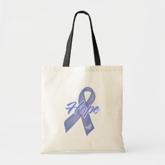 Hope Ribbon - Stomach Cancer Bags