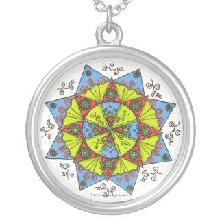 Hope- Round Necklace