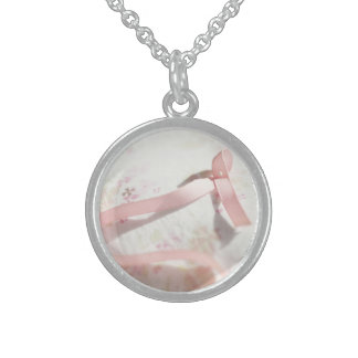 Hope Round Pendant Necklace