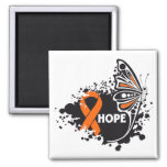 Hope RSD Butterfly Fridge Magnet