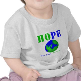 Hope Save Earth Go Green v2 Shirt
