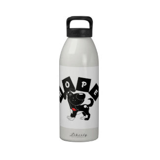 Hope (Shadow) Water Bottles