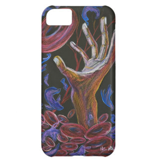 Hope - Sickle Cell Art case iPhone 5C Cases