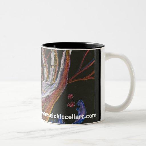 Hope - Sickle Cell Art Coffee Mug