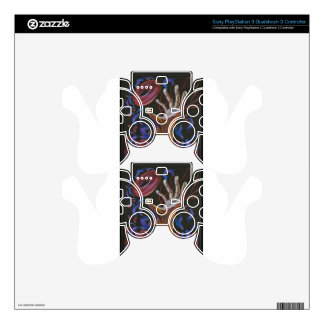 Hope - Sickle Cell Fine Art PS3 Controller Skins