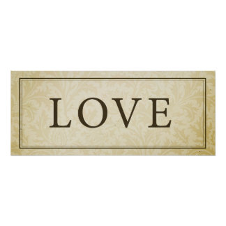 Hope Sign/Plaque Poster