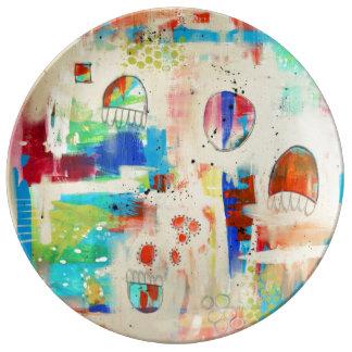 """Hope Soaring 10.75"""" Porcelain Plate"""